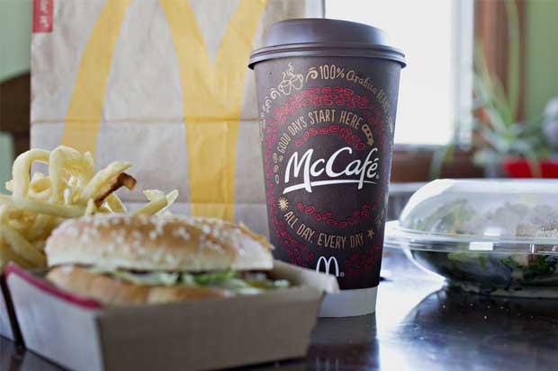 McDonald's apuesta por café sostenible en sus restaurantes