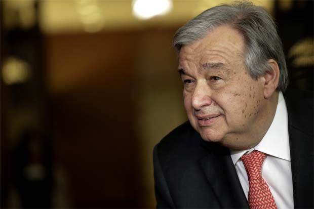 Antonio Guterres gana el respaldo unánime para dirigir la ONU