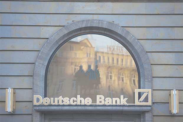 Deutsche Bank pone a Merkel ante un difícil dilema