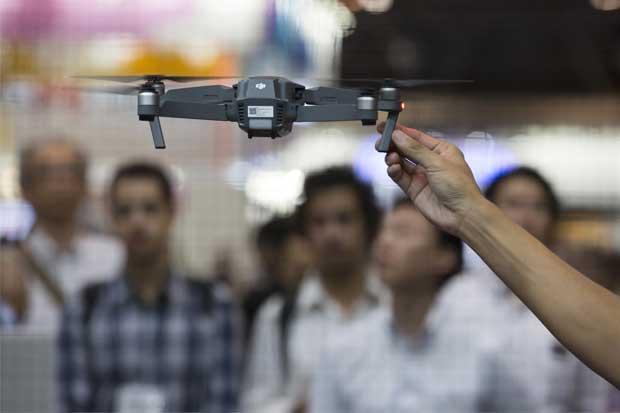 Drones de GE llegan para ahorrar dinero a empresas petroleras