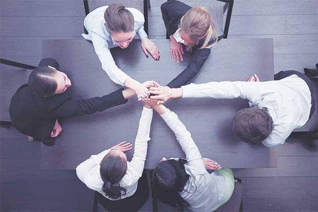 Claves para construir un equipo de trabajo exitoso