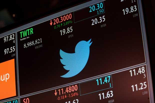 Acciones de Twitter cayeron después de que Google negara hacer una oferta