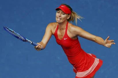 ¡Regresa Sharapova!