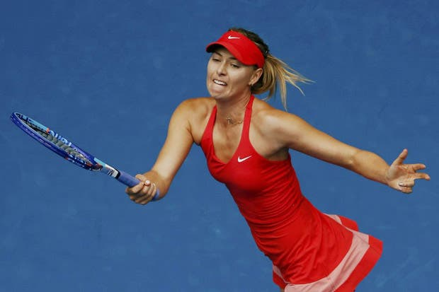 ¡Regresa Sharapova!