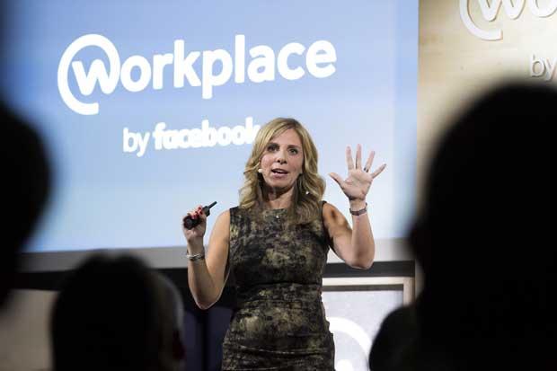 Facebook presenta Workplace para que empleados colaboren en línea