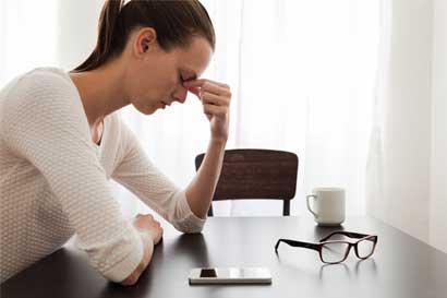 Más de 2 mil personas se incapacitaron por estrés en primeros seis meses del año
