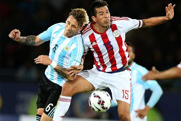 Argentina y Paraguay afligidos