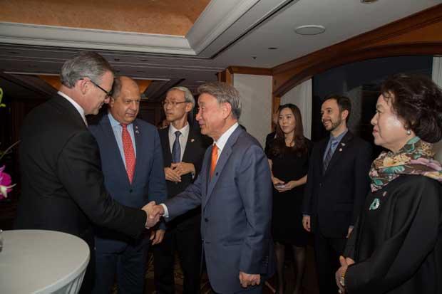 Costa Rica busca promocionar exportaciones en Corea del Sur