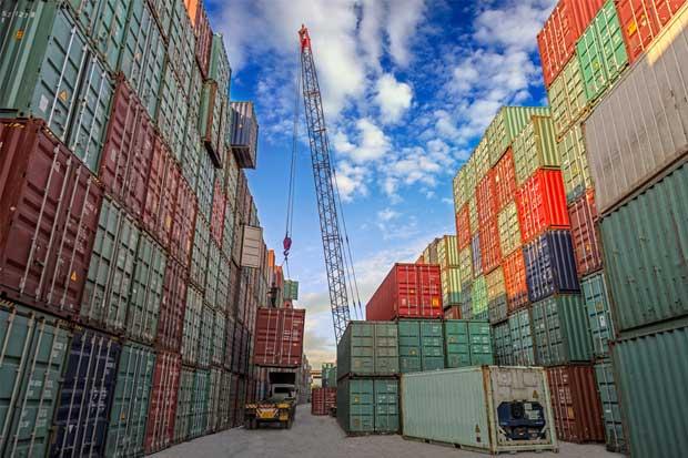 Exportaciones de bienes crecen por segundo trimestre consecutivo