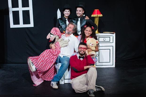 Fernando Thiel regresa con una obra para toda la familia