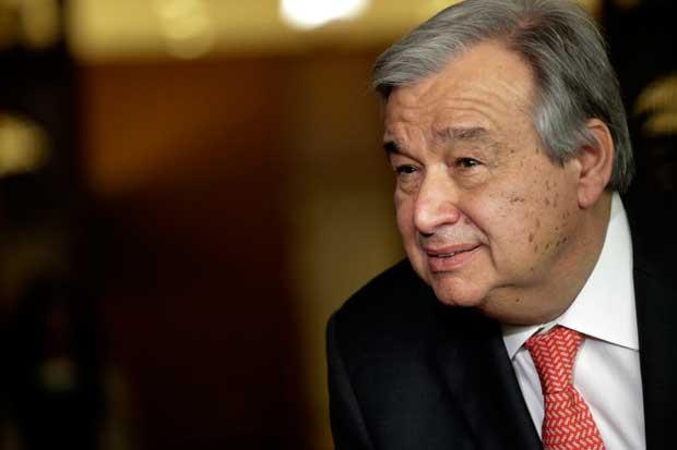 ONU nombra al nuevo Secretario General