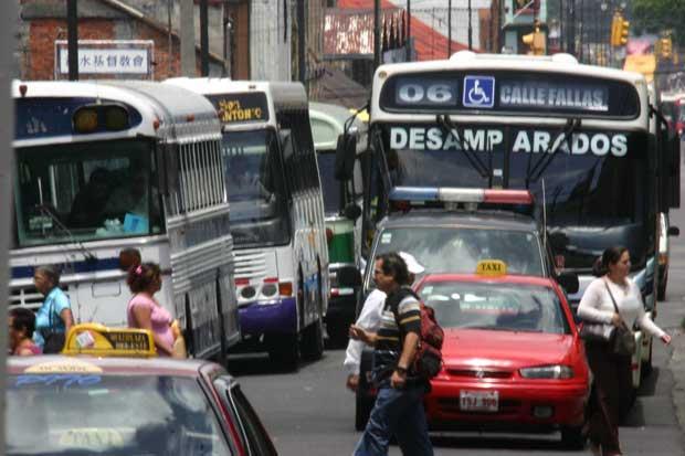 MOPT realizará foro sobre sectorización de transporte público