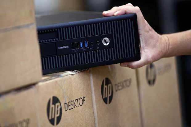HP planea recortar 4 mil empleos en 3 años, cae demanda de PCs
