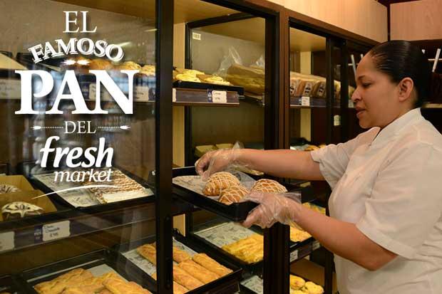 Fresh Market remodeló sus panaderías