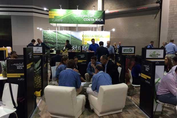 Empresas ticas mostrarán sus productos agrícolas en Orlando