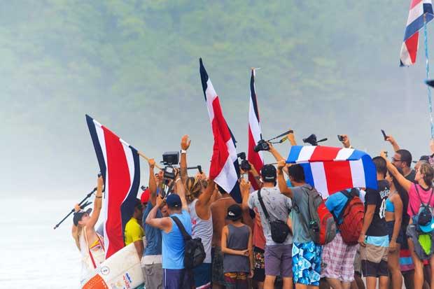 Centroamérica Surfing Games regresa a Playa Jacó