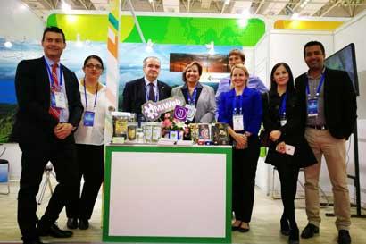 Empresas ticas muestran productos diferenciados en cumbre china