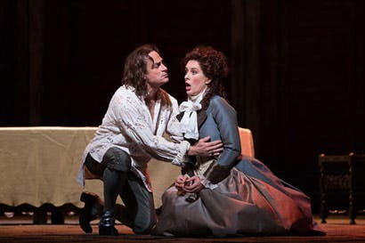 La seducción de Mozart llega al Eugene O'Neill