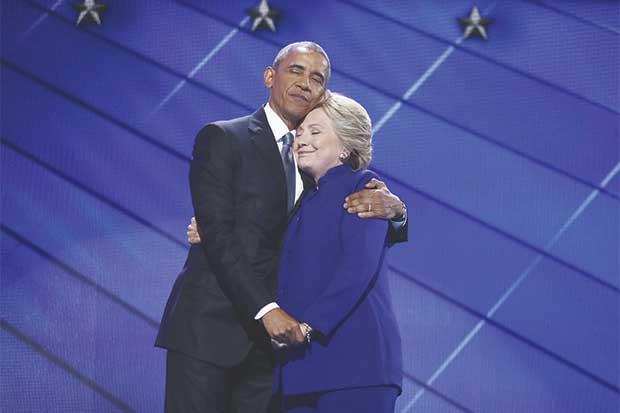 Clinton pone a prueba el carisma de Obama para atraer votantes