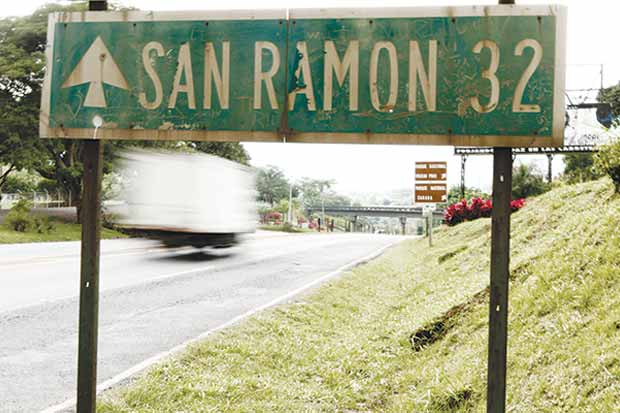 Solís dejará Gobierno con alto déficit en infraestructura vial