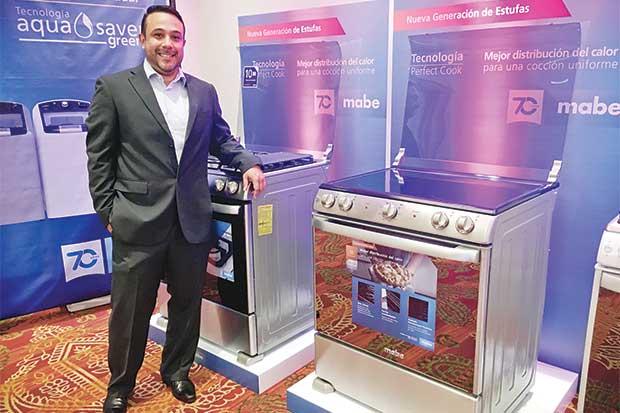 Mabe lanza electrodomésticos más amigables