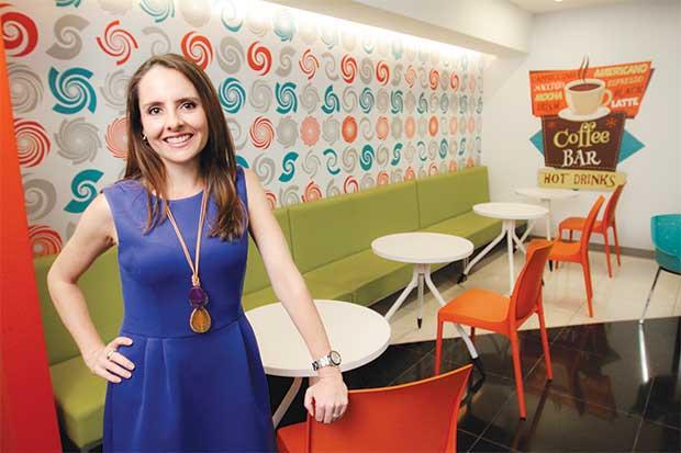 Emprendedores aprovechan espacios comunes para ahorrar gastos