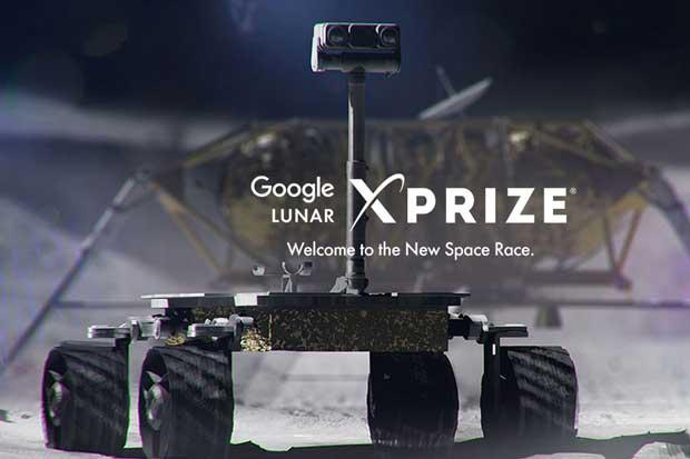 Suzuki compite en vehículos para explorar la Luna