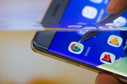 Samsung instala puestos en aeropuertos de EE.UU. para cambiar smartphones Note 7