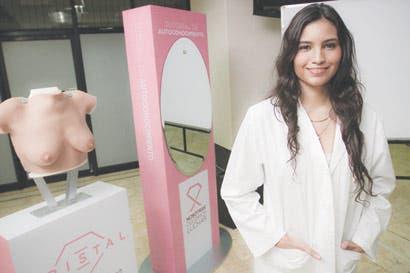 Kristal se une a la lucha contra el cáncer de seno