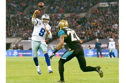 NFL zarpa a Londres