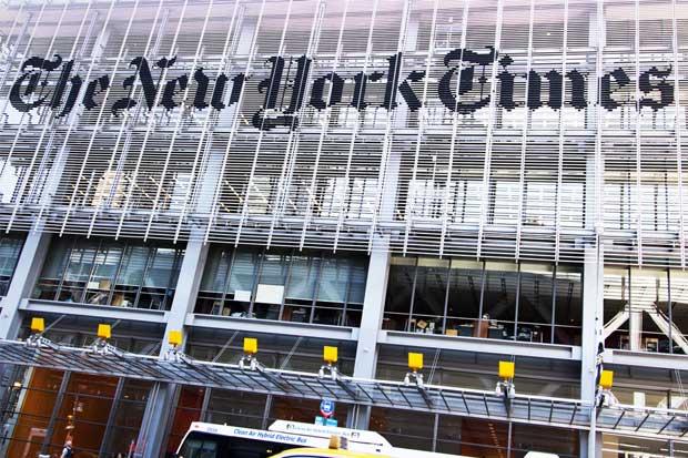 Heredero del New York Times asume liderazgo con el reto de atraer anunciantes