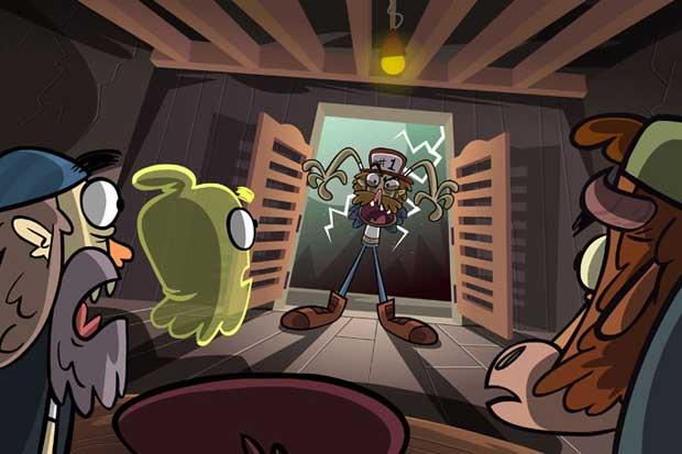Cartoon Network proyectará primera producción tica
