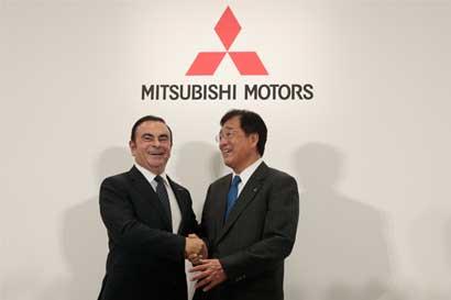 Nissan adquiere un tercio de las acciones de Mitsubishi