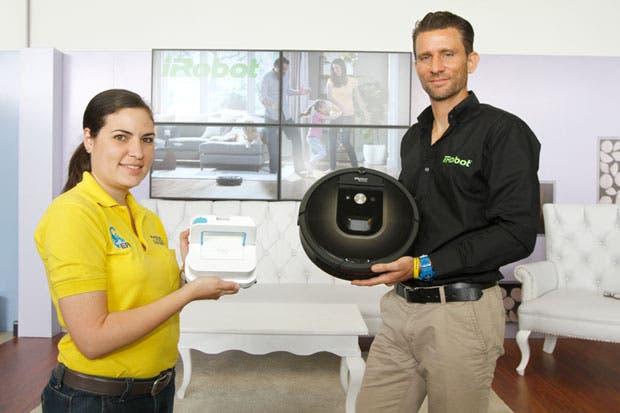 Robot facilita tareas del hogar