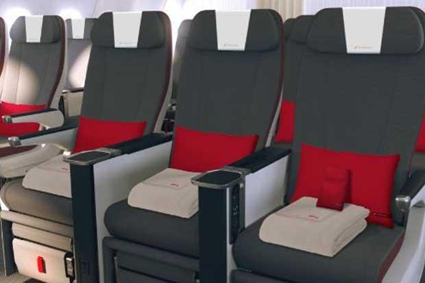 Iberia lanzó nueva clase Turista Premium para América Latina