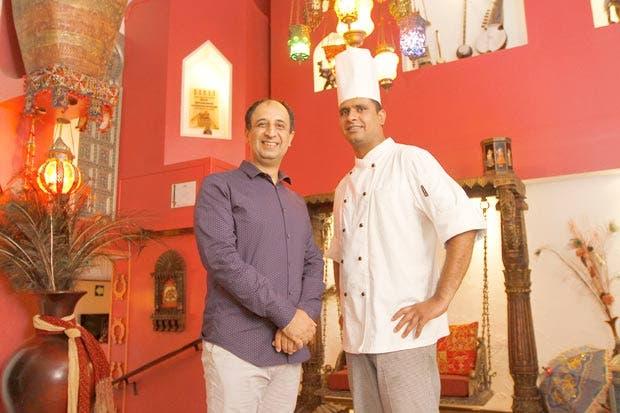 Un placentero viaje a los sabores de la India