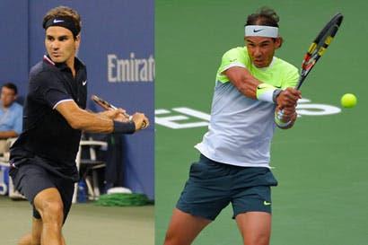 Nadal y Federer desafían el 2017