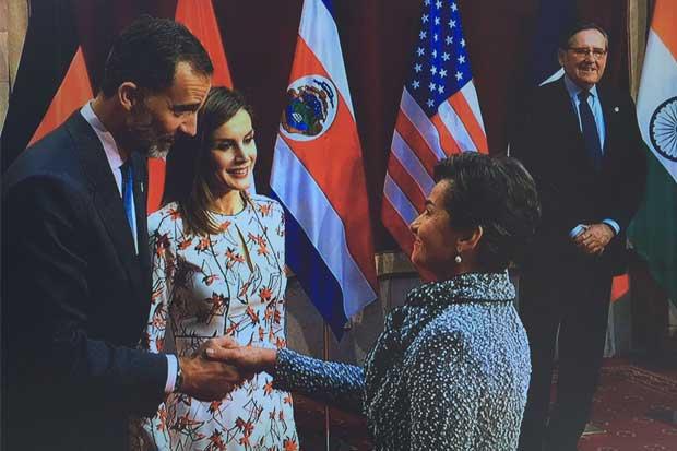 Acuerdo de París, impulsado por Christiana Figueres, recibe Premio Princesa de Asturias