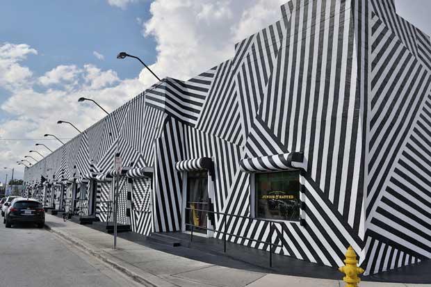 Avenida Central tendrá diseños de artistas en fachadas históricas