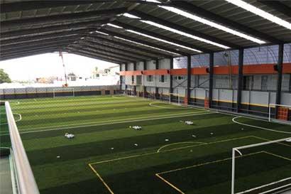 Club América abrirá escuela de fútbol en el país
