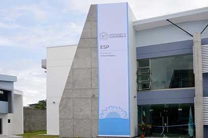 UCR inauguró nuevo edificio para Escuela de Salud Pública