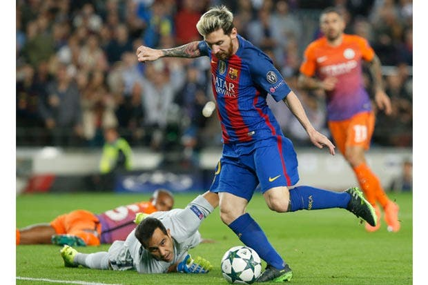 Lio Messi, el extraterreste indescifrable