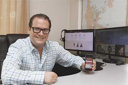 Lanzan servicio de conferencias por Internet