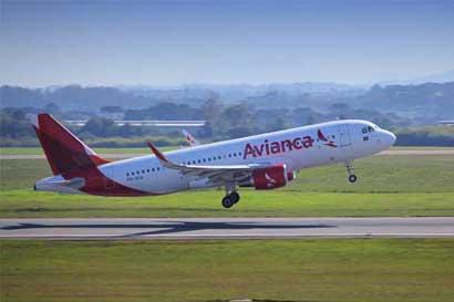 Avianca reanuda vuelos a Venezuela