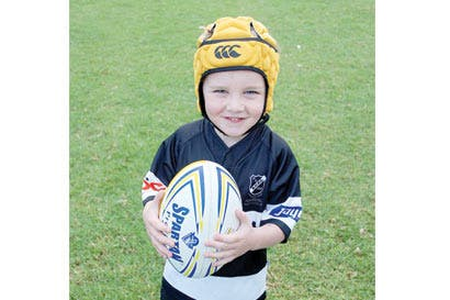 Rugby en educación tica