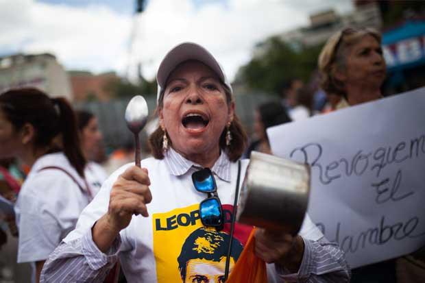 Congreso censura al gobierno de Nicolás Maduro en Venezuela