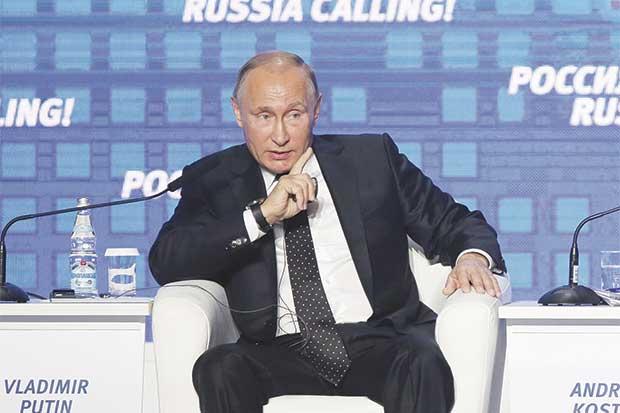 Sombra de Putin sobre campaña de EE.UU. alimenta nuevo Temor Rojo