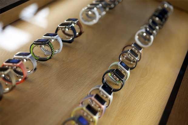 Se desploman ventas mundiales de relojes inteligentes