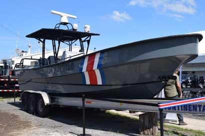 Nueva embarcación reforzará control en Isla del Coco
