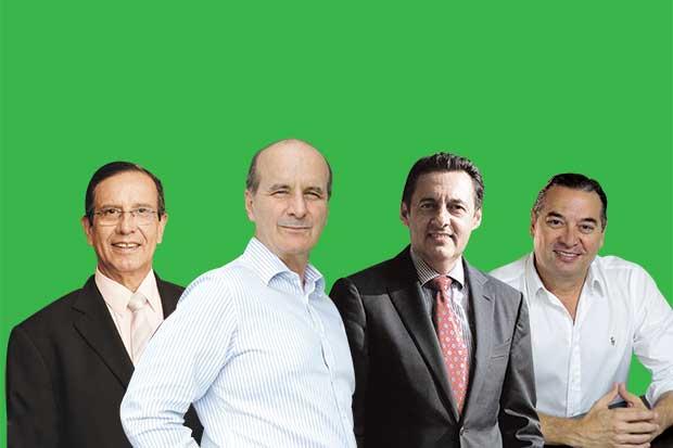 Precandidatos del PLN no se desvelan por respaldo de Arias